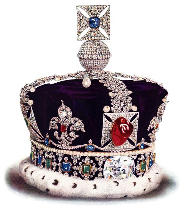elizabeth crown